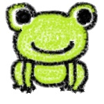 カエルの画像