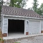車庫の画像