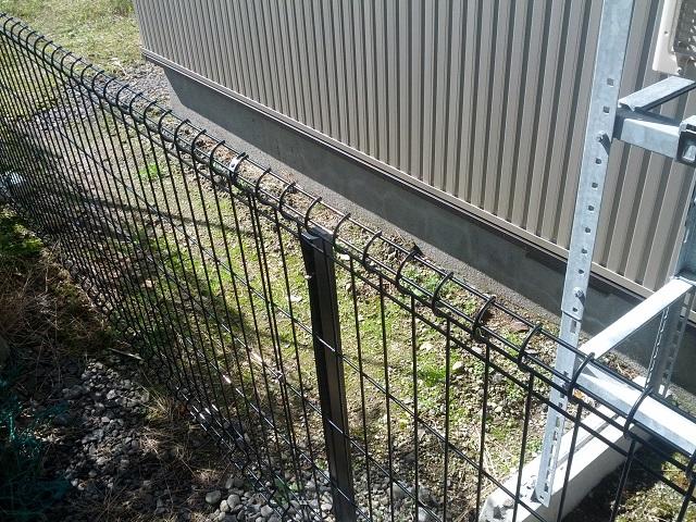 一般的なブロック塀